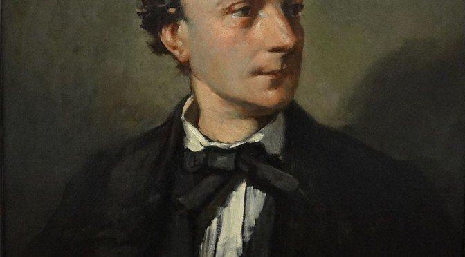 Portrait de Théodore de Banville