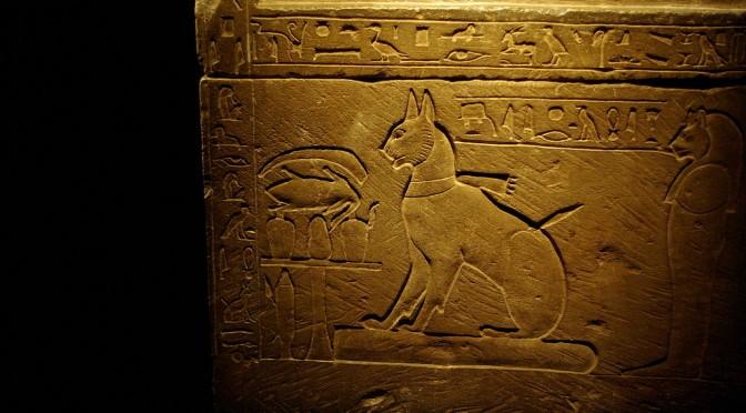 Le chat en Egypte ancienne